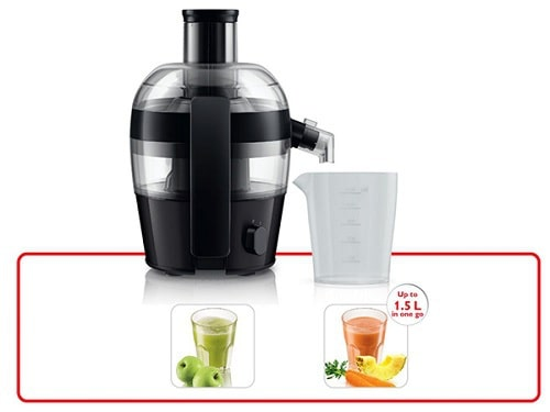 Storcator de fructe Philips Viva Collection HR1832 02