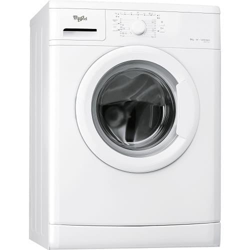 Whirlpool AWOC5122 - masina de spalat cu Eco ball – impotriva pierderii de detergent