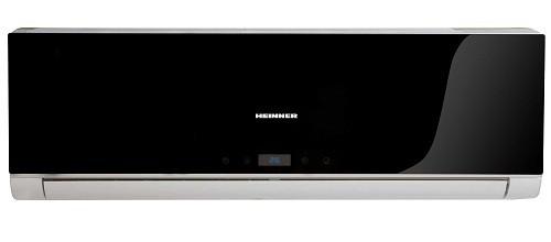 Aparat de aer conditionat Heinner HAC-12INVBK Inverter, 12000 BTU, Clasa A+, Display, Negru