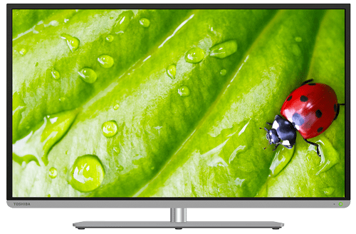 Televizor Smart 3D LED Toshiba, 102 cm, Full HD, 40L5435