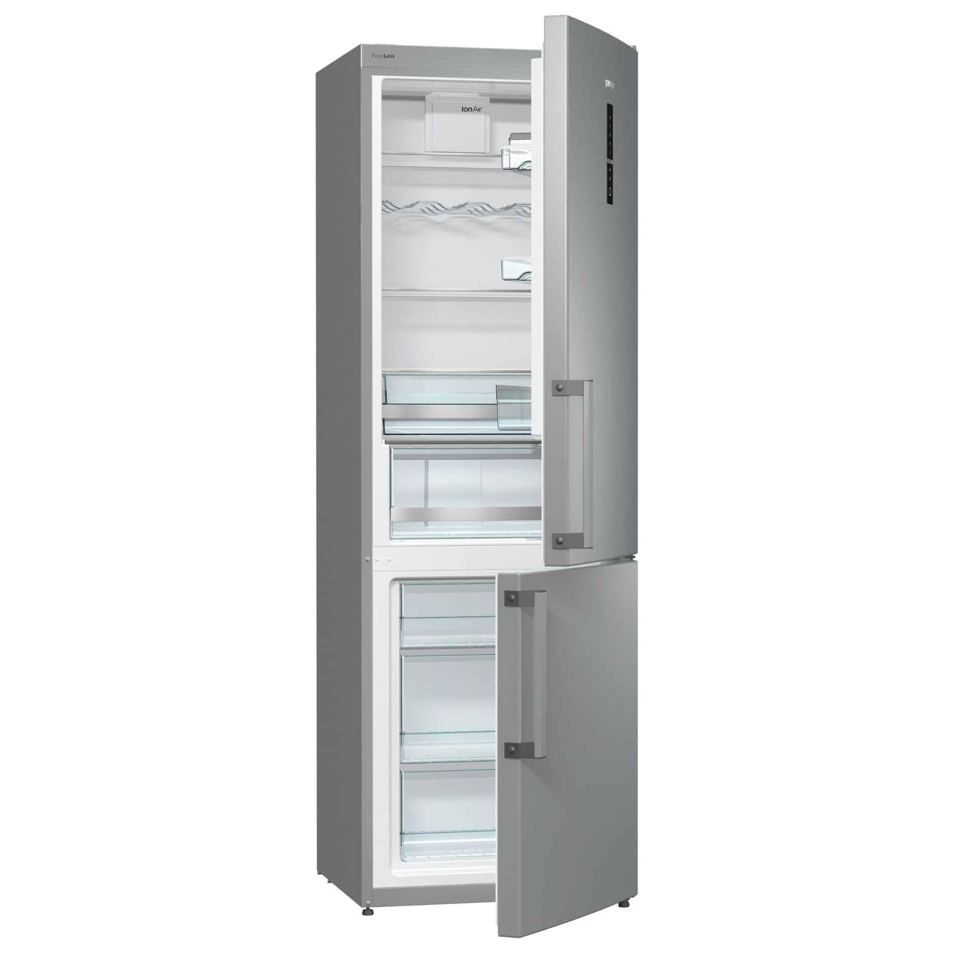 Combina frigorifica Gorenje RK6192LX, 322 l, Clasa A++, Inox - noutate de la producatorul sloven