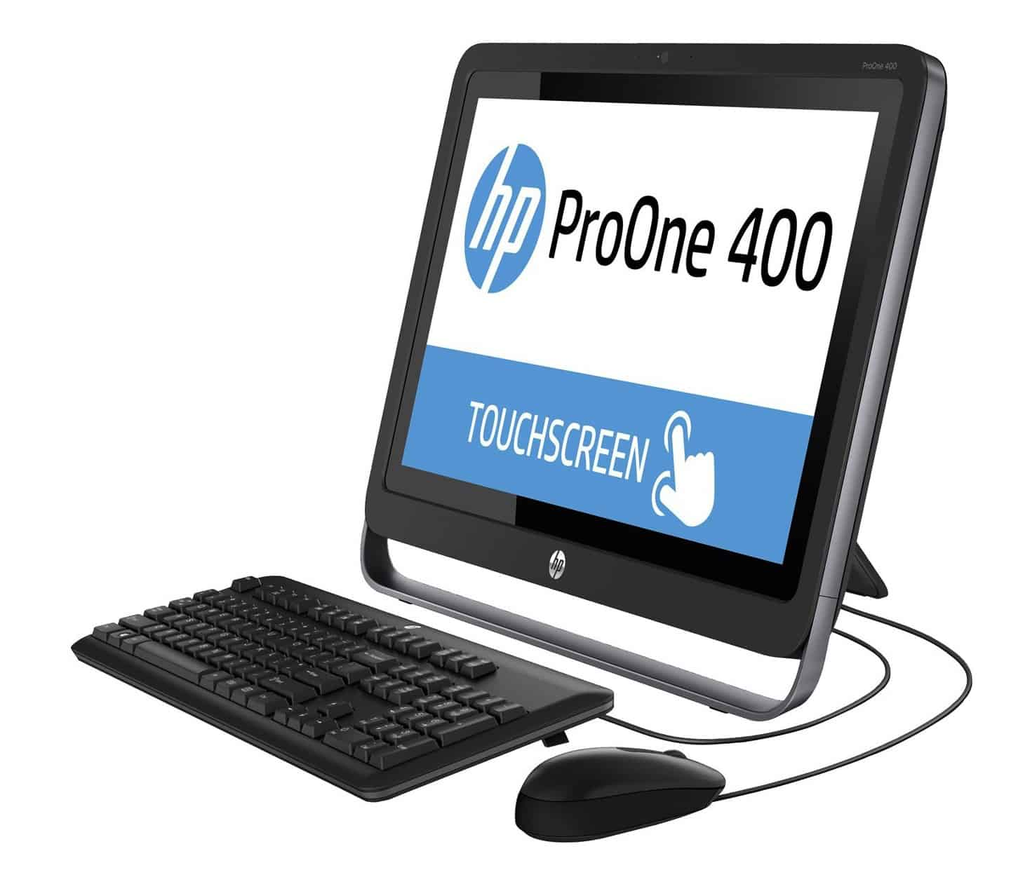 HP All-in-One ProOne 400 - un nou model si o configuratie STRONG!