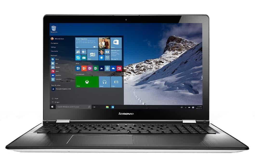 Lenovo IdeaPad Yoga 500-15 - laptopul 2 in 1 portabil si performant