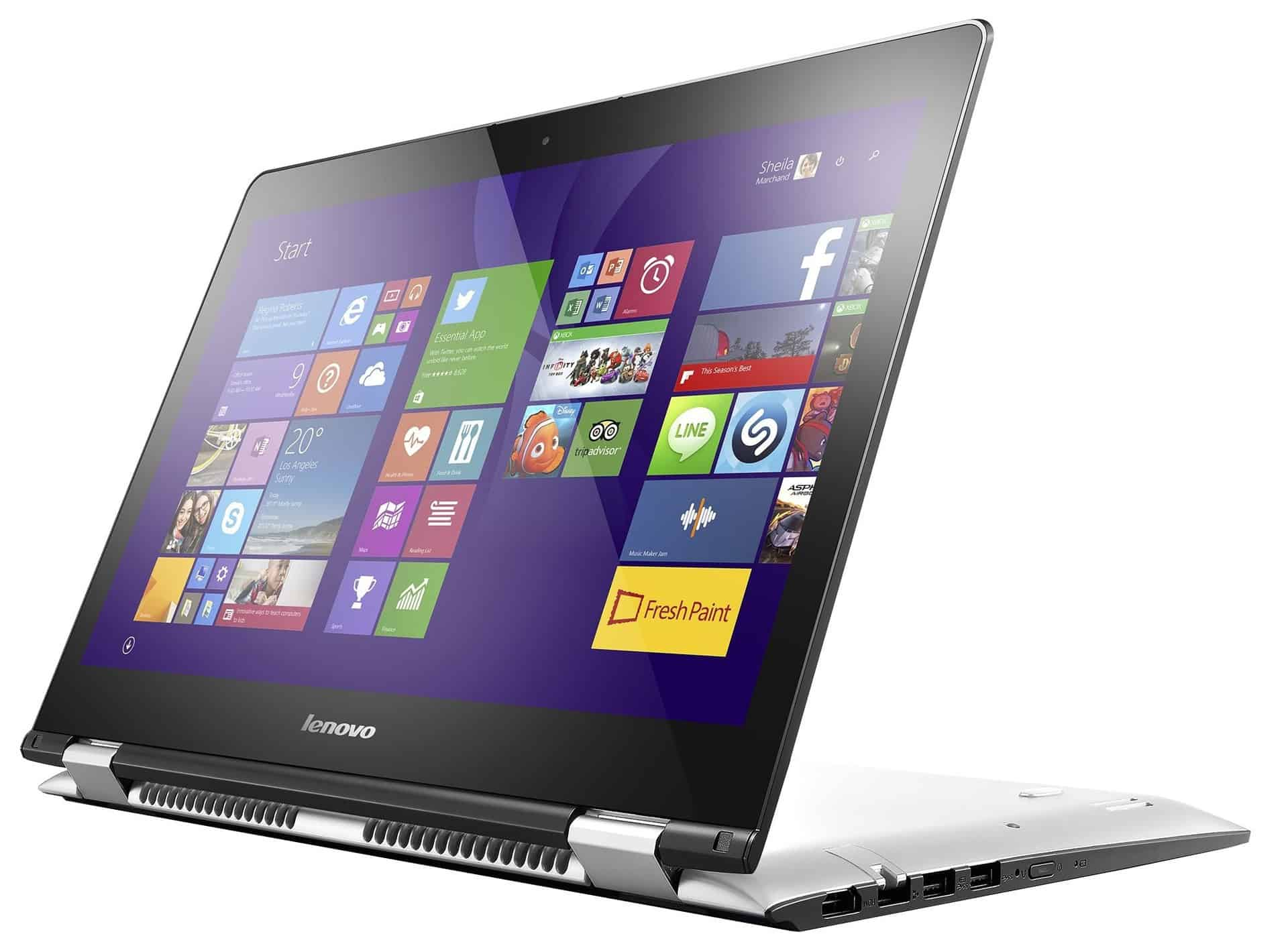 Lenovo IdeaPad Yoga 500-15