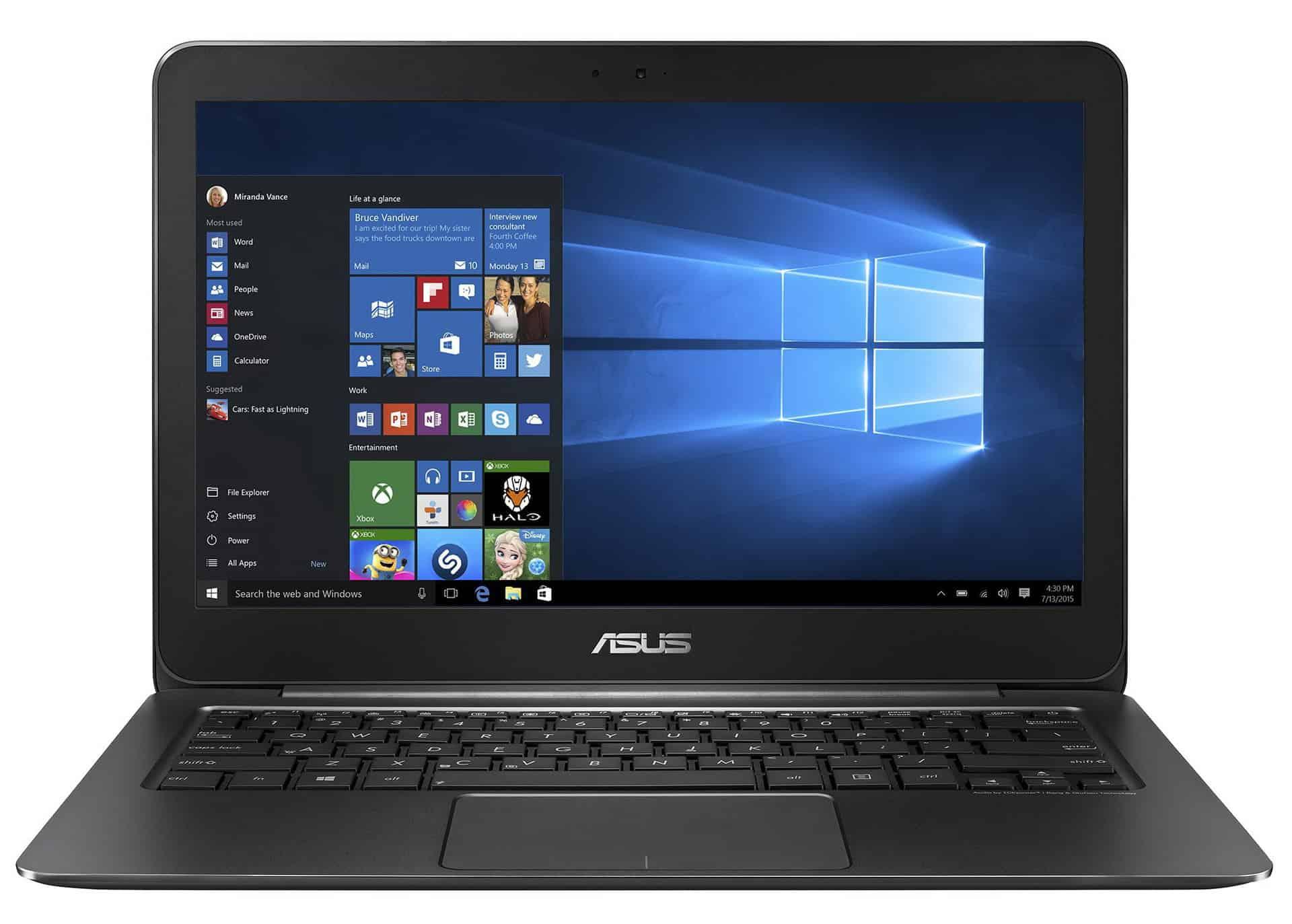 ASUS Zenbook UX305LA-FC002T - laptop performant de 13,3 inch!