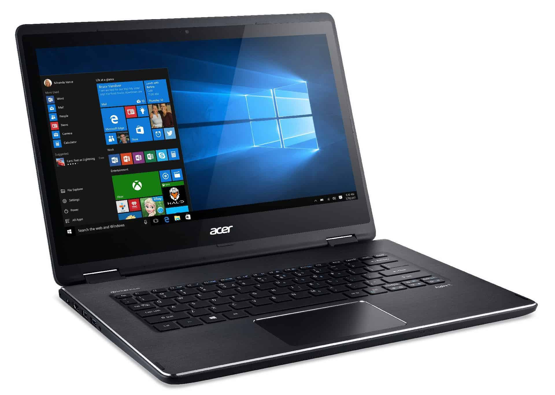 Acer Aspire Cloudbook R5-471T-505E - laptop 2 in 1 de ultima generatie!