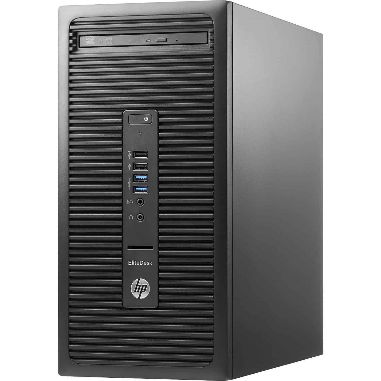 HP EliteDesk 705 G1 MT - calculator ieftin si performant!