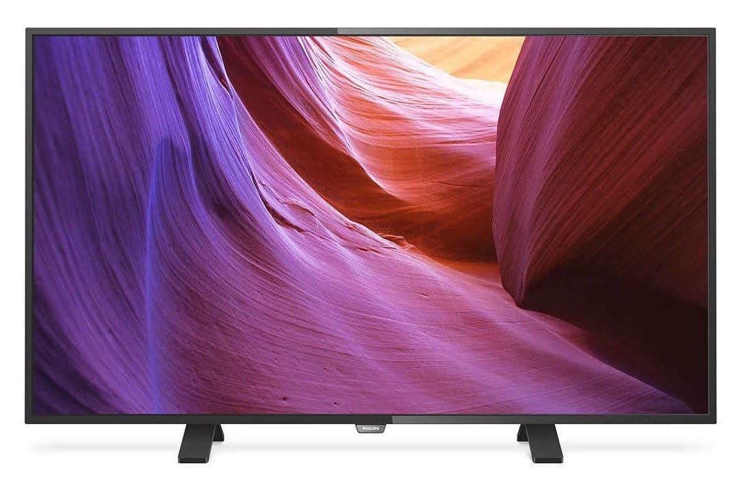 Televizor LED Smart Philips 49PUH6101- televizor LED de 123 cm la rezolutie UHD 4K!