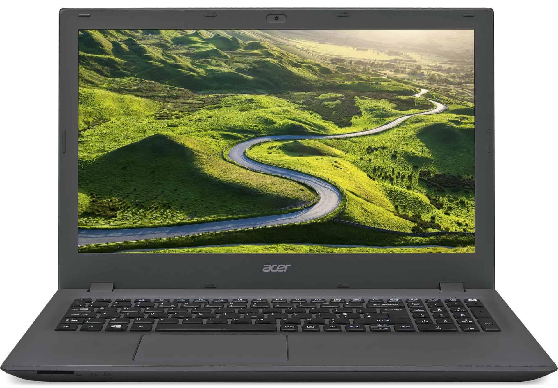 Acer E5-573-59F9 - laptop accesibil de 15,6 inch cu performanta buna!