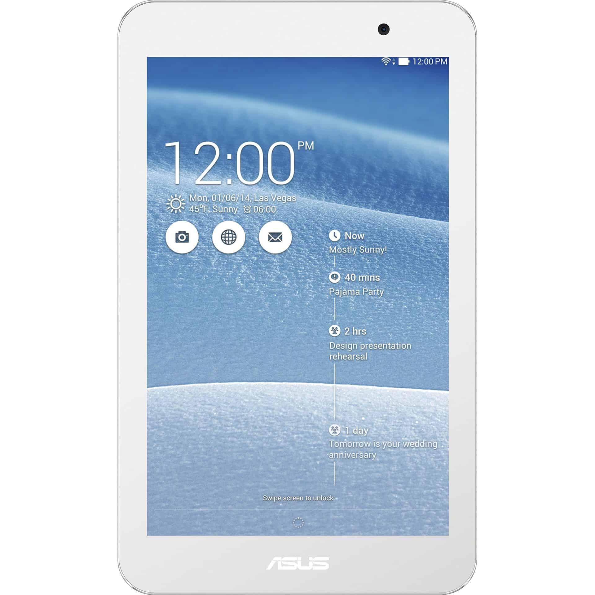 ASUS MeMO Pad 7 ME176CX-1B060A - tableta performanta si accesibila de 7 inch!