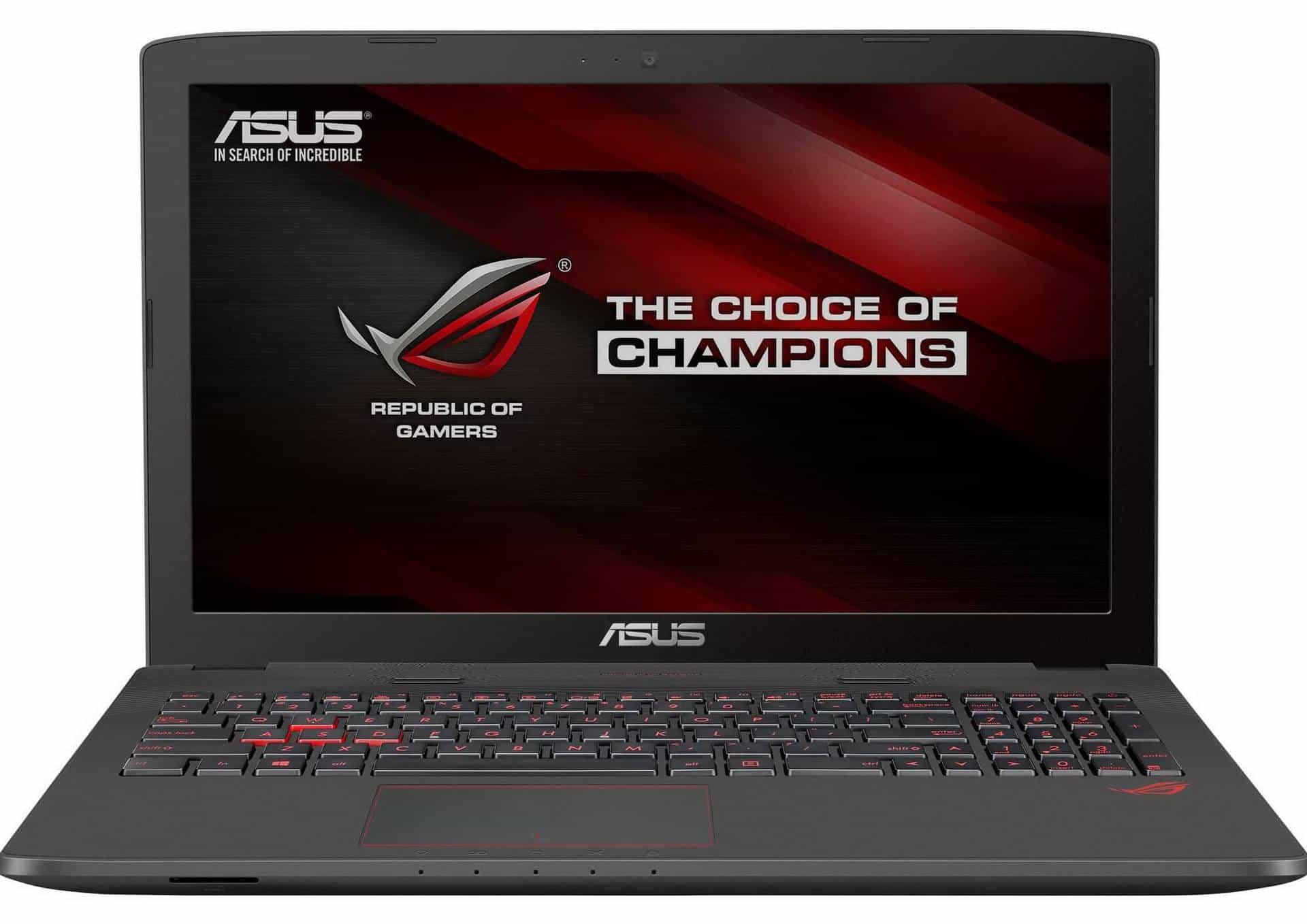 ASUS ROG GL752VW-T4015D - laptop de gaming cu performanta maxima!