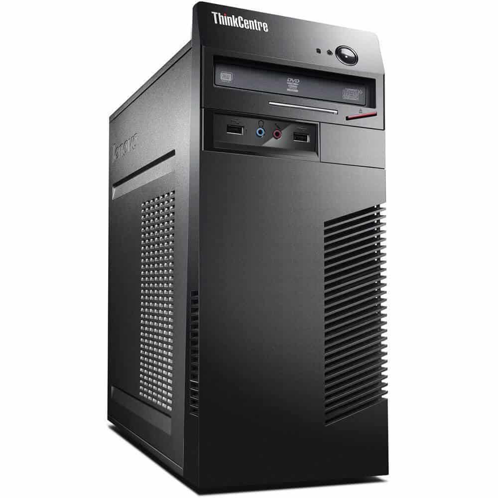 Lenovo ThinkCentre M73 TWR - sistem PC cu un aspect atragator si configuratie decenta!