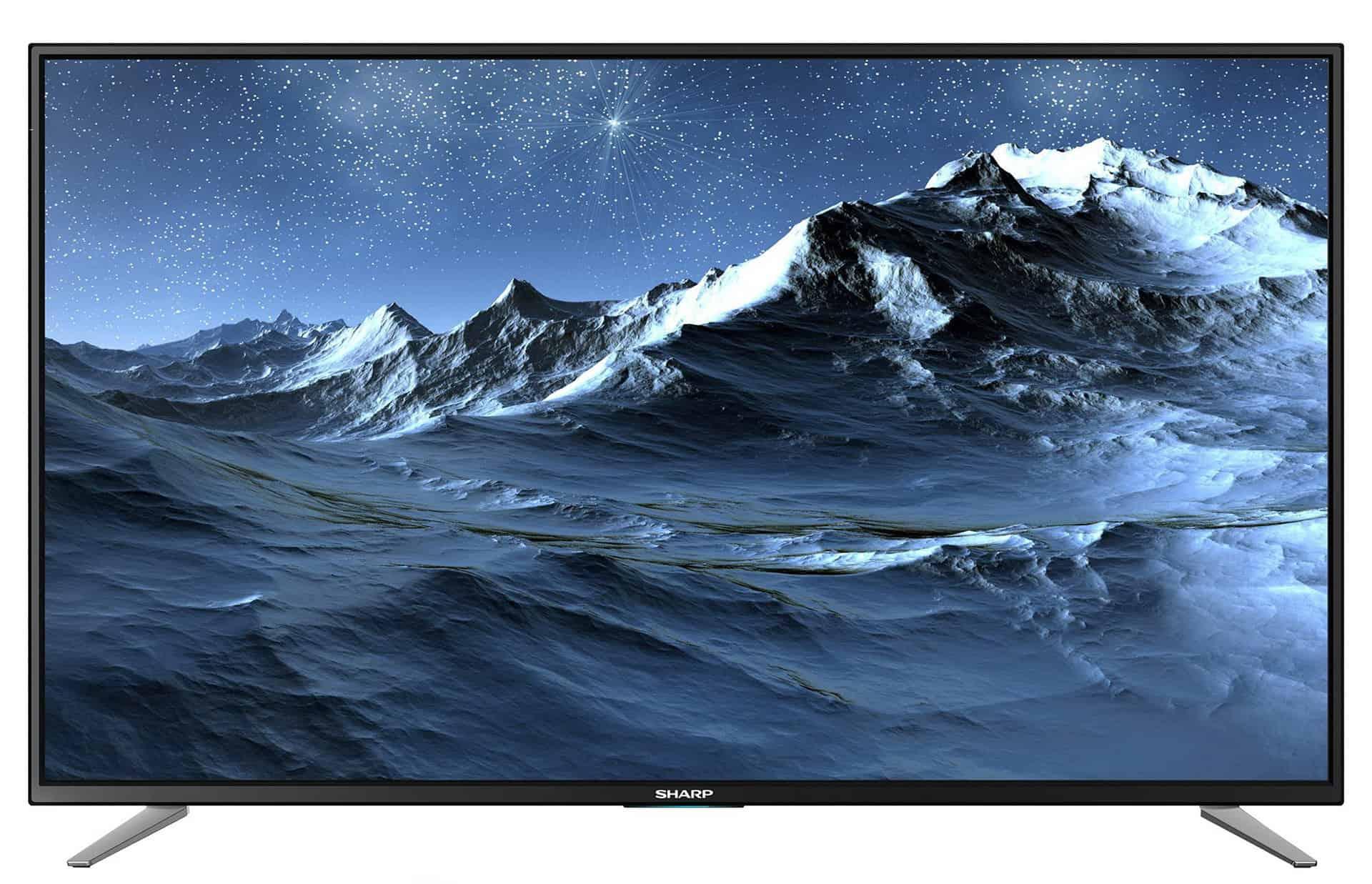 Sharp LC-49CFE6032E - televizor Smart LED de 123 cm din gama 2015