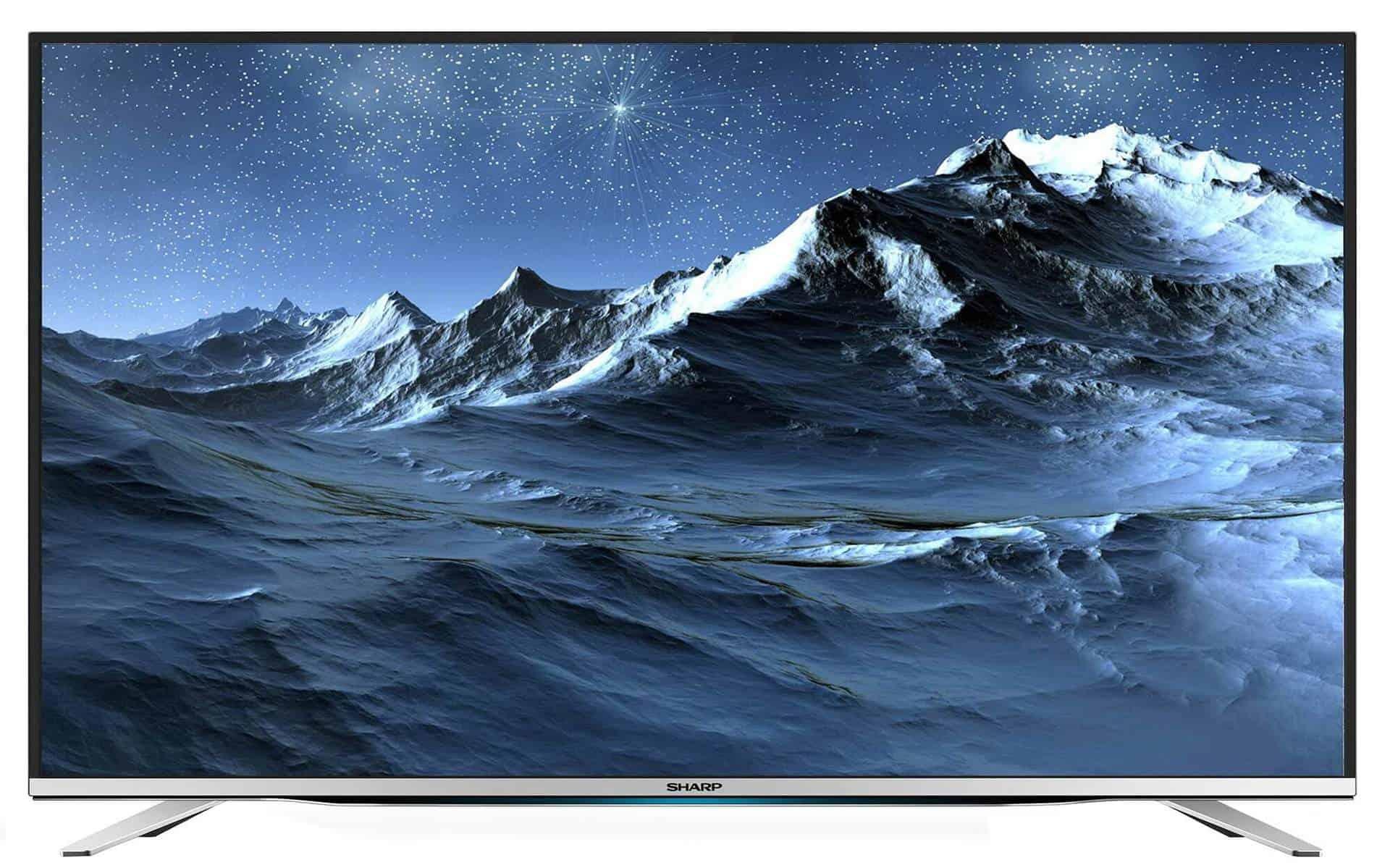 Sharp LC-55SFE7452E - televizor Smart 3D LED de 140 centimetri!