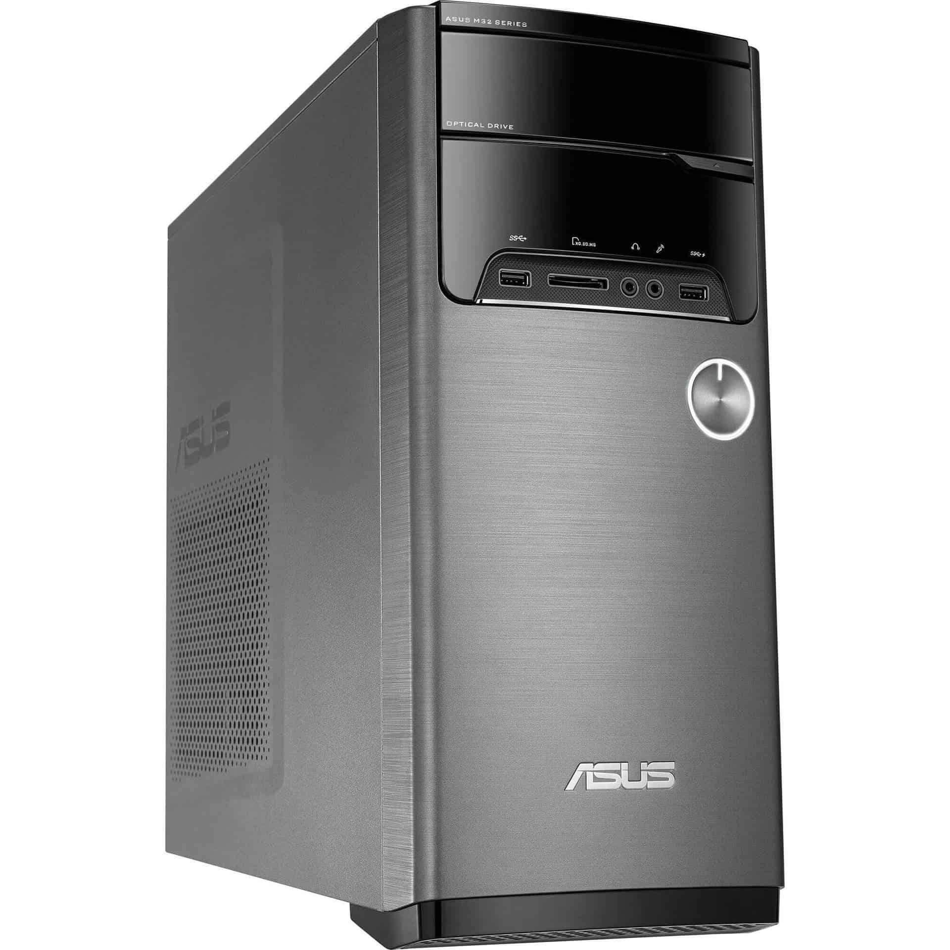 ASUS M32AD-RO051D - sistem PC accesibil cu o performanta incredibila