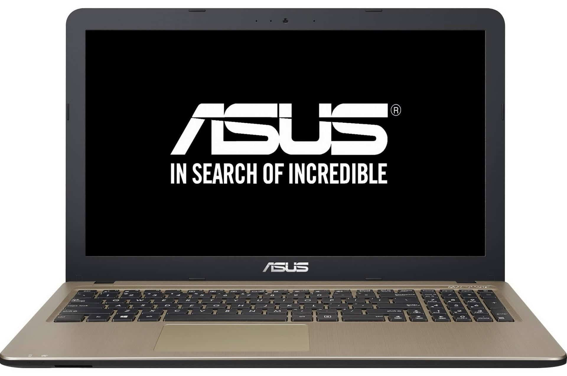 ASUS X540SA-XX005D - laptop accesibil de 15,6 inch pentru lucru si distractie!