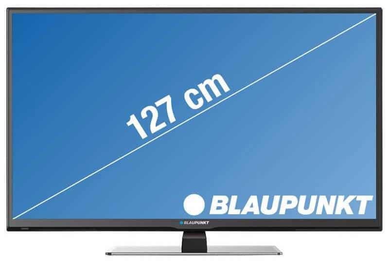 Blaupunkt 50/204I - televizor LED cu diagonala mare de 127 cm si rezolutie Full HD!