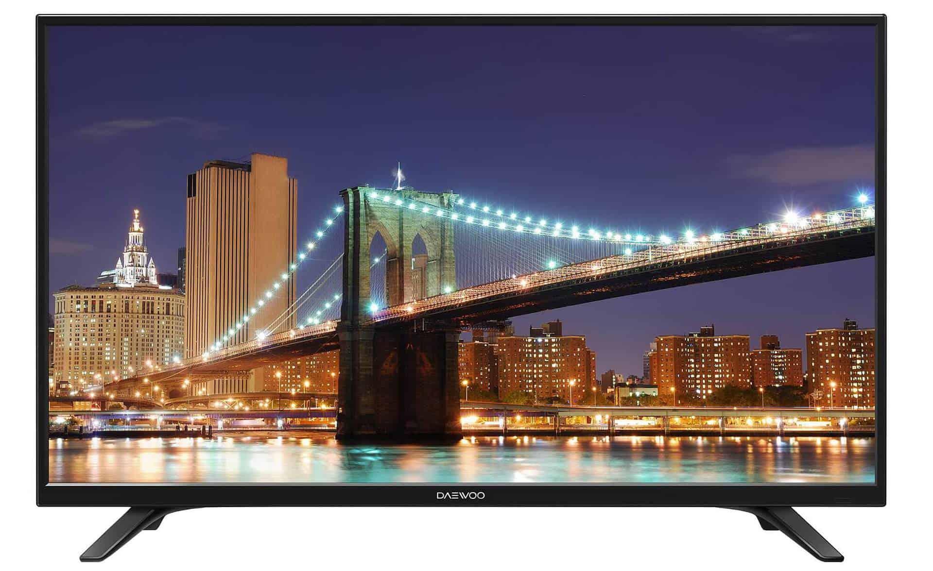 Daewoo L40R640CTE - televizor Full HD LED din gama 2016 cu diagonala de 101 cm!