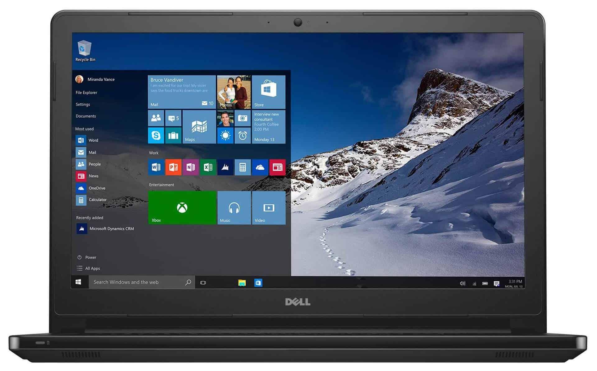 Dell Inspiron 5551