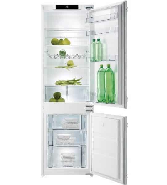 Gorenje NRKI4181CW - combina frigorifica incorporabila cu un volum generos si sistem No Frost!