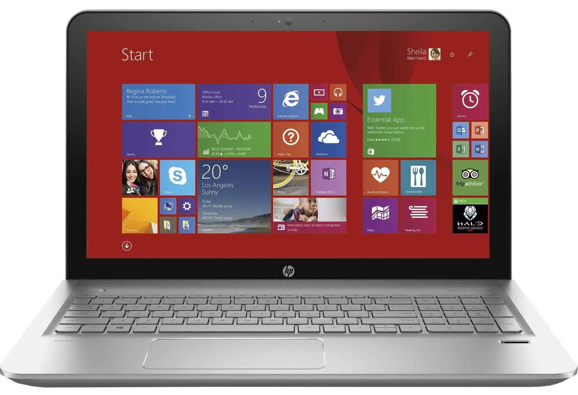 HP Envy 15-AE100NQ - laptop de 15,6 inch cu design uimitor si performanta incredibila!