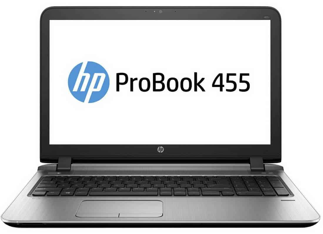 "HP ProBook 455 G3 (15"", Asteroid, non-touch) Catalog, Center facing"