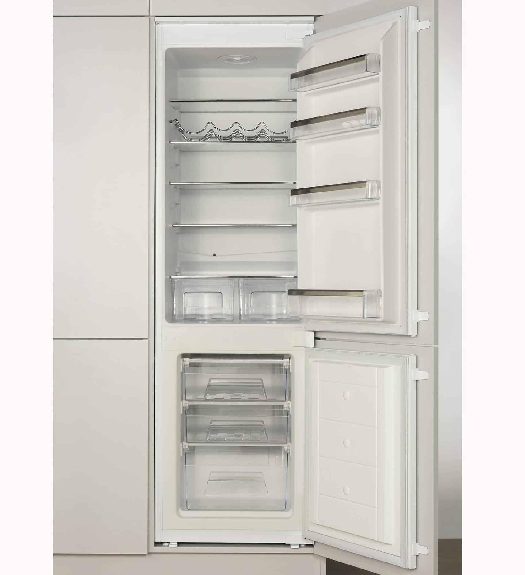 Hansa BK316.3AA - combina frigorifica incorporabila cu un volum decent si clasa A++!