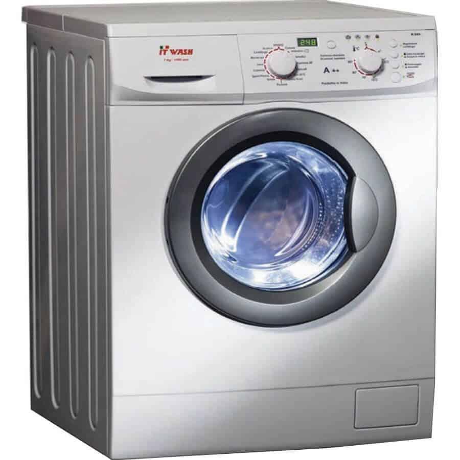 IT Wash E3S710D - masina de spalat rufe cu functie Autoclean si sistem Easy Logic!