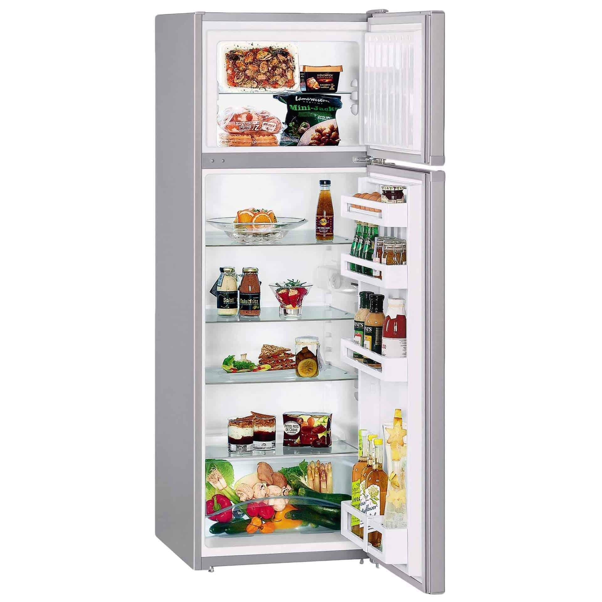 Liebherr CTPsl 2921 - frigider cu 2 usi, clasa energetica A++ si sistem SmartFrost!