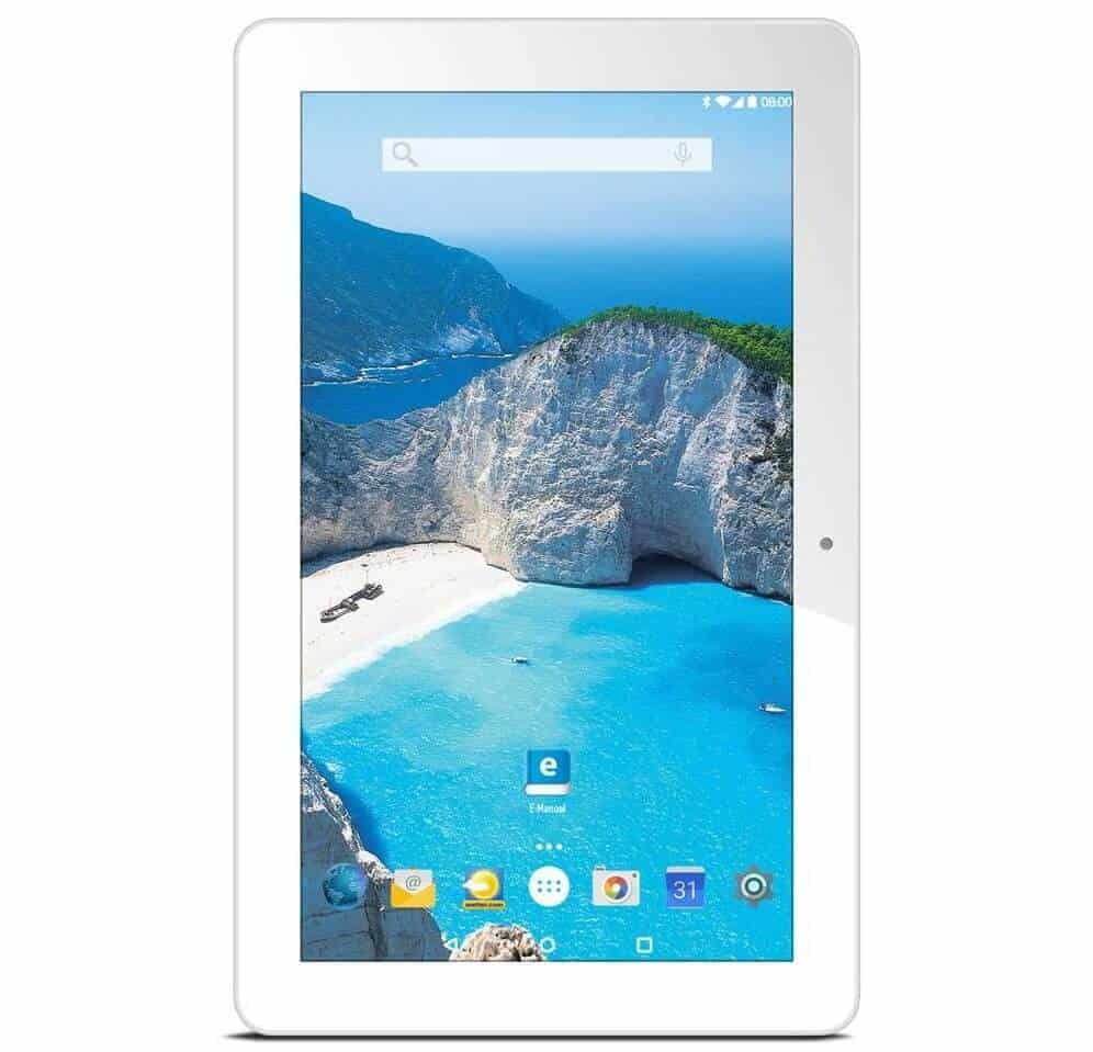 Odys Ieos Quad 10 Pro - tableta eleganta si accesibila de 10,1 inch pentru web browsing!