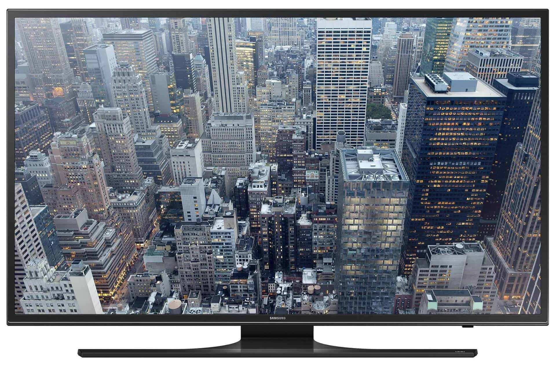 Samsung 48JU6480 - televizor LED de 121 centimetri cu rezolutie UHD 4K!