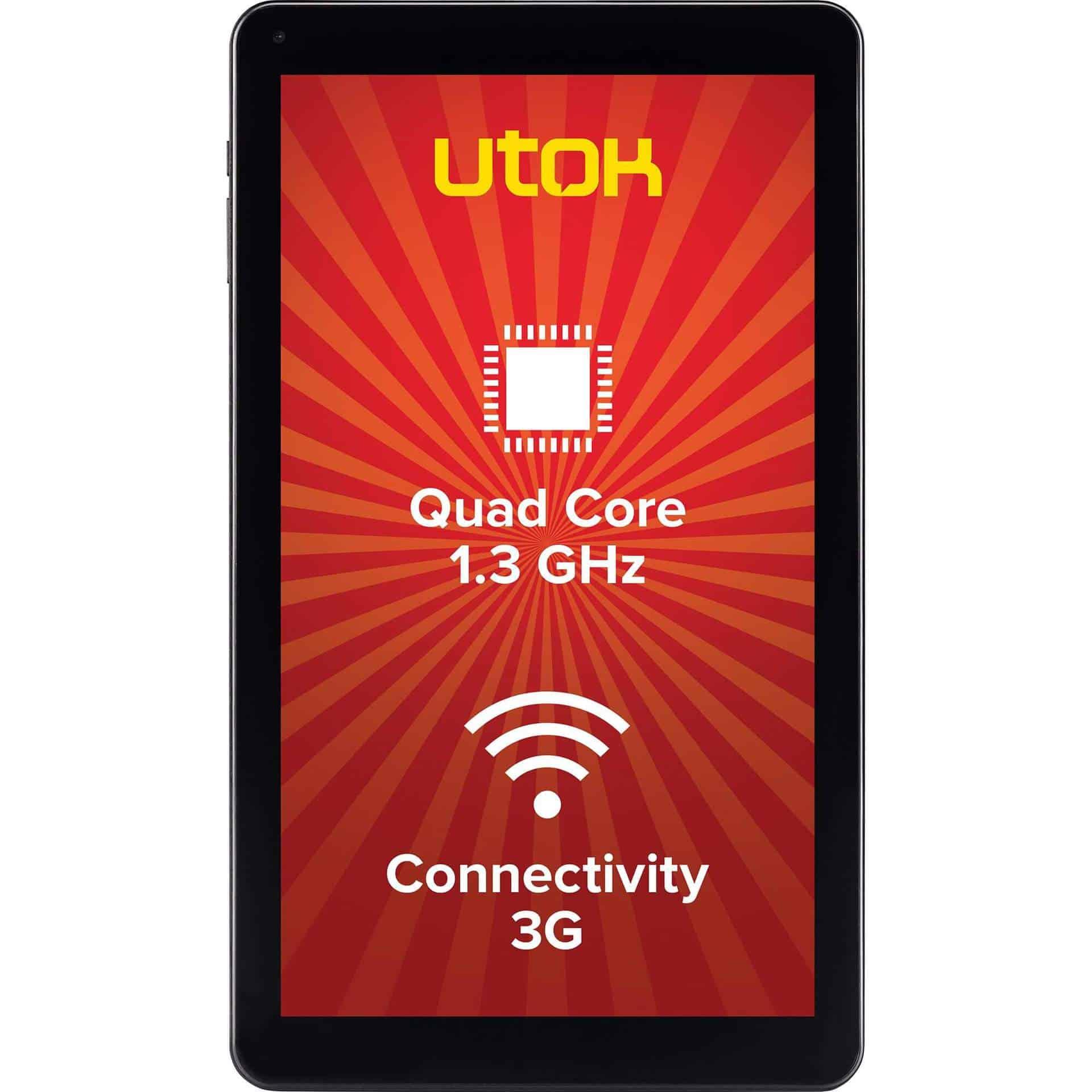 UTOK 10Q Plus - tableta accesibila de 10,1 pentru navigarea pe internet!