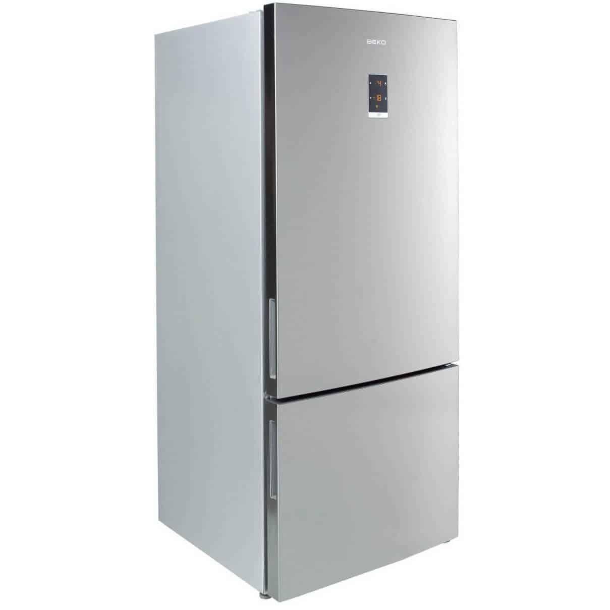 Beko CN158230X, 520 l, Clasa A++ - Combina frigorifica cu volum foarte mare