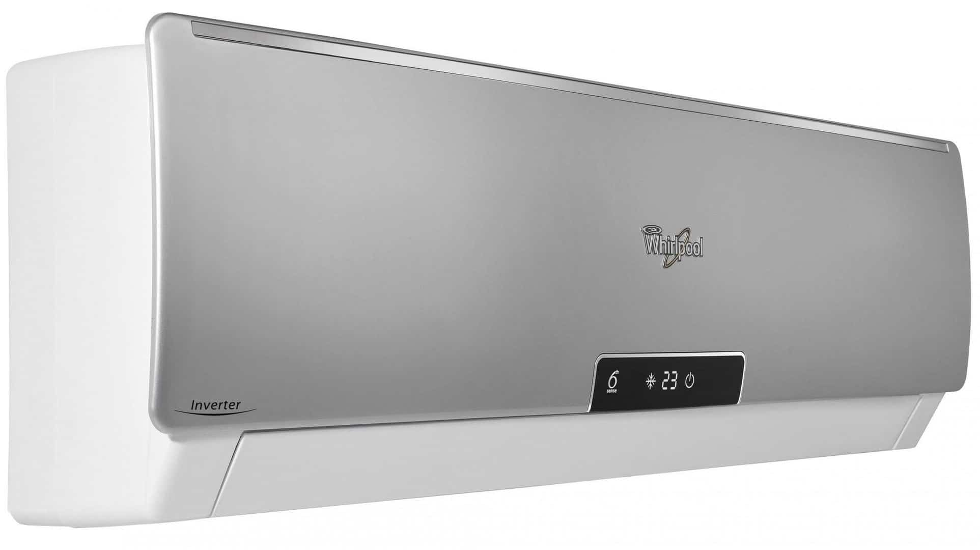 Whirlpool Premium Sail Silver AMD 355/1 - aparat de aer conditionat performant