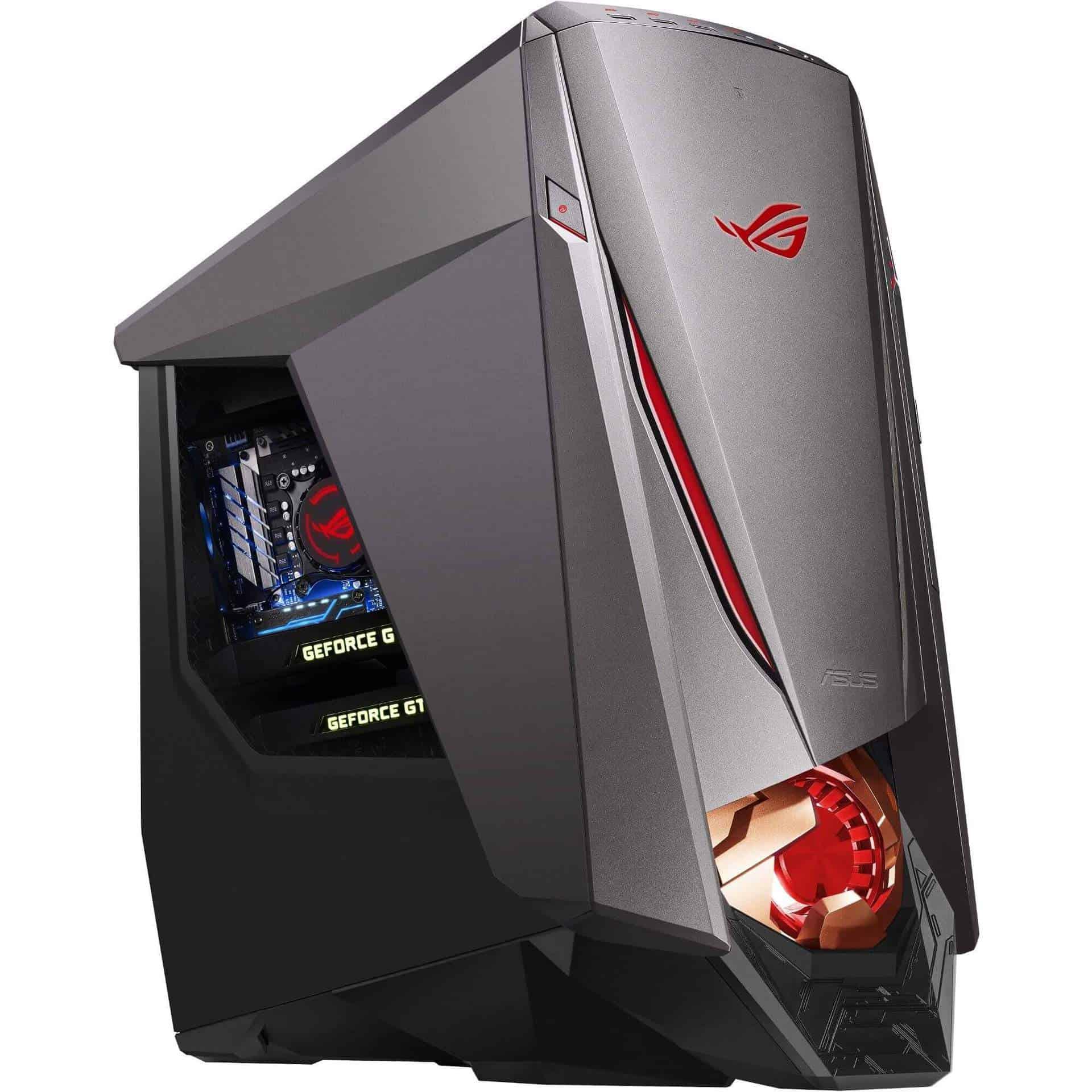 Asus GT51CA-RO004T - calculator performat dedicat gamerilor