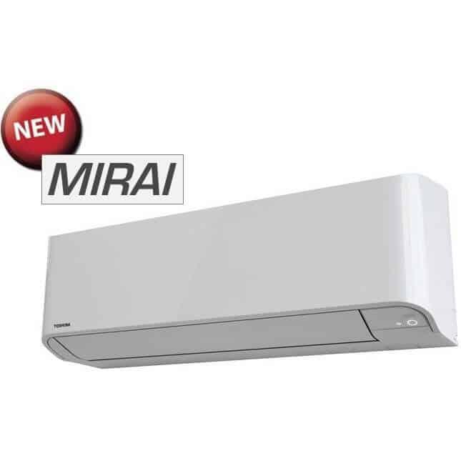 Toshiba Mirai RAS-13BAV-E - aparat de aer conditionat cu 13000 BTU/H