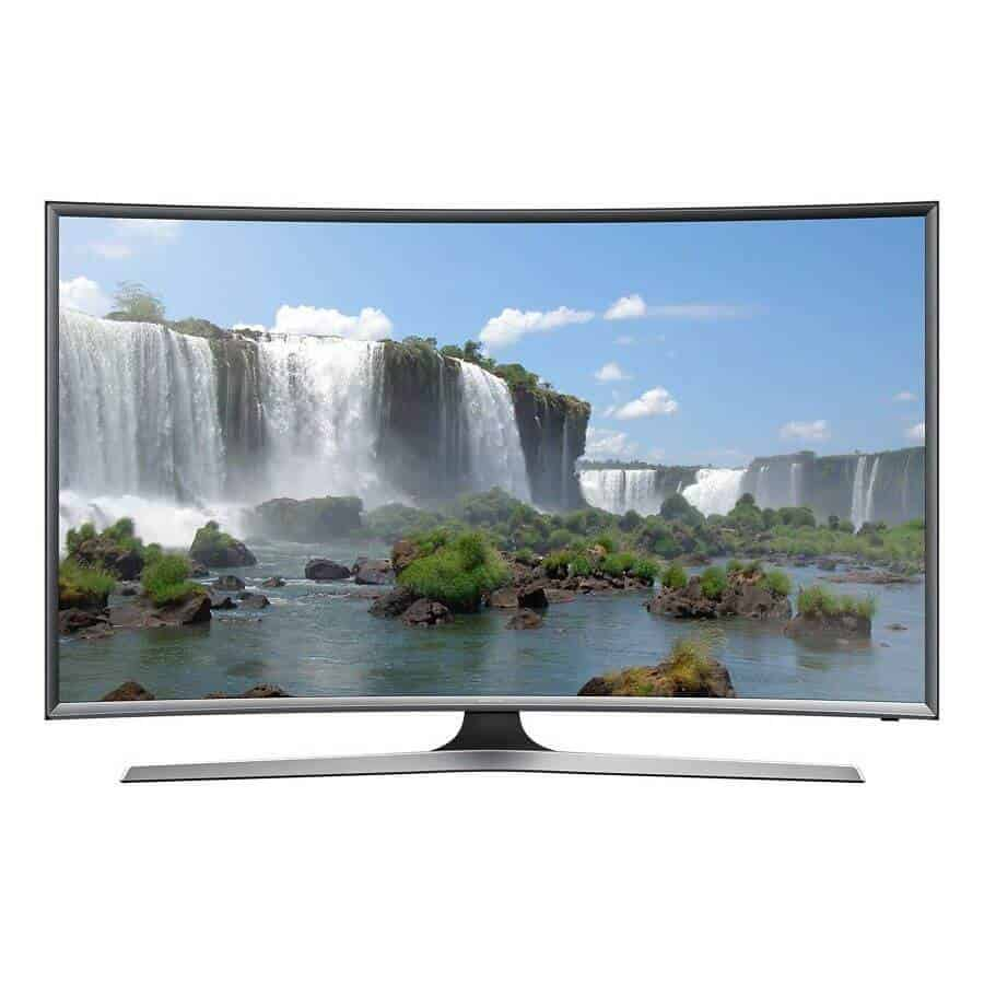 Televizor LED Curbat Smart Samsung, 121 cm, 48J6350, Full HD