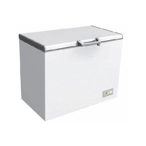 Lada frigorifica LDK BD 260, Clasa A+, 247 litri, Alb