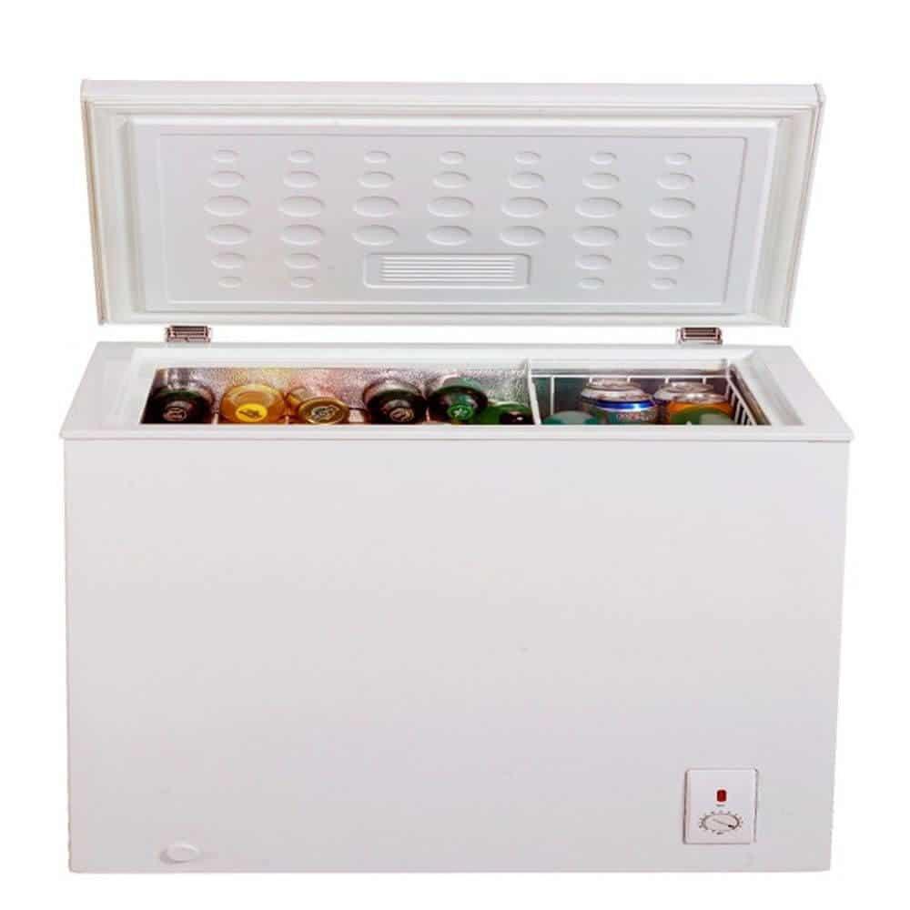 Lada frigorifica Studio Casa, CF291A+, 291 l, Alb