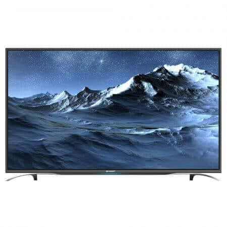 Televizor LED Smart Sharp, 109 cm, LC-43CFE6352E - visul imaginatiei