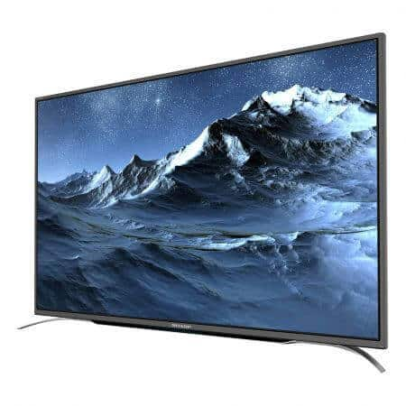 Televizor Smart LED Sharp, 140 cm, LC-55CFE6352E - ecran de cinema