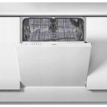 Masina de spalat vase incorporabila Whirlpool WIE 2B19 - economie şi calitate