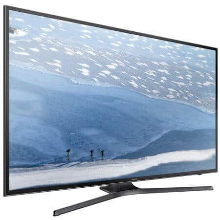Samsung 55KU6072 - imagine impecabila datorita tehnologiei 4K