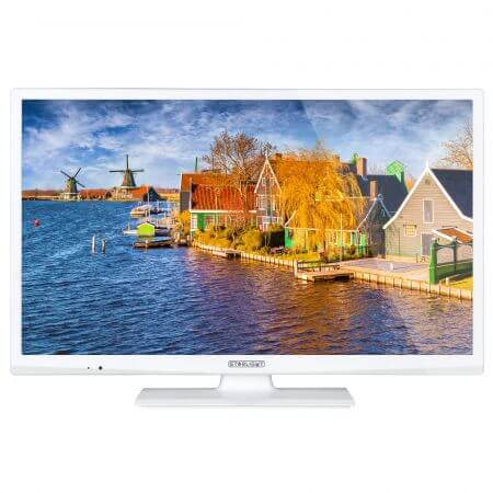 Star-Light 24DM6001 - TV alb pentru un decor de invidiat